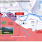 mapa petrolero en territorio U'wa, febrero de 2015