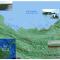 mapa físico del Territorio Pacífico 2
