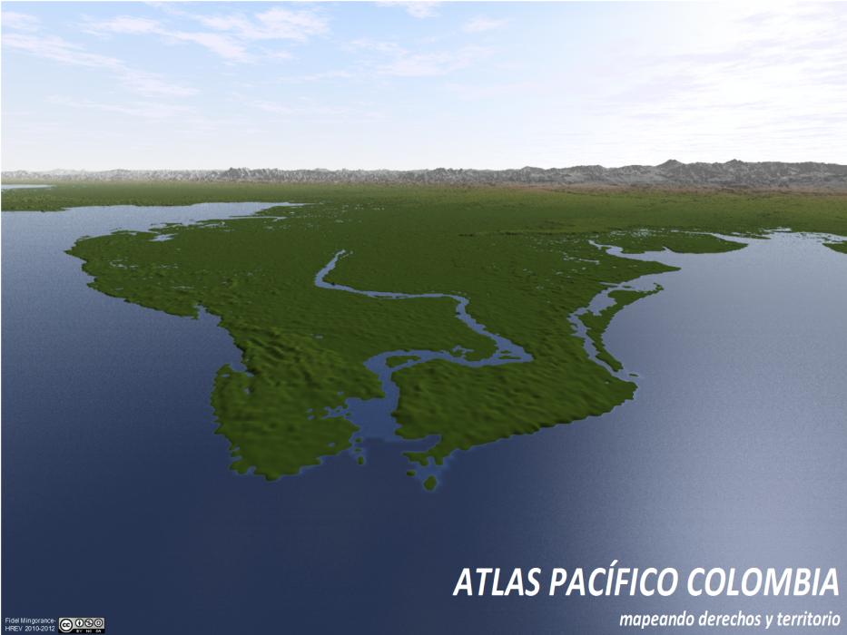Atlas Pacífico Colombia. Mapeando derechos y territorio
