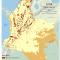 mapa de los territorios indígenas y Títulos mineros en Colombia 2010