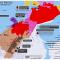 Mapa del Territorio Wayúu y sector minero-energético febrero de 2014