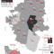 mapa de los Homicidios y Tasa de homicidios en Medellín por Comuna, 2014