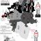 Mapa de las Desapariciones y desapariciones forzadas en Medellín en 2013