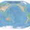 mapa de la cuenca del Pacífico