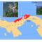 mapa general de ubicación de Colón en Panamá