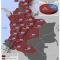 mapa del censo minero departamental colombiano 2010-2011