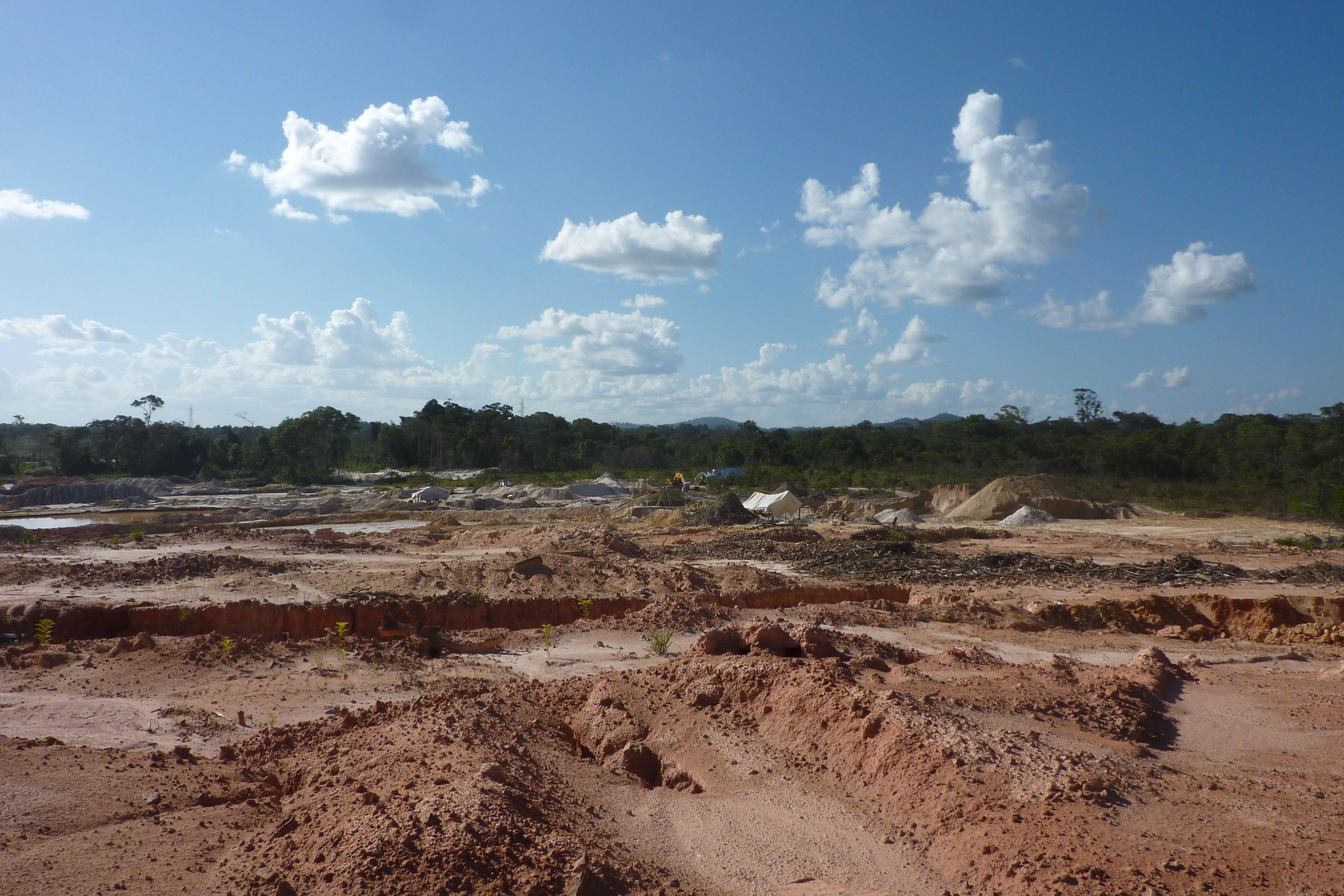 Nuevos mapas de minería: radiografía minera