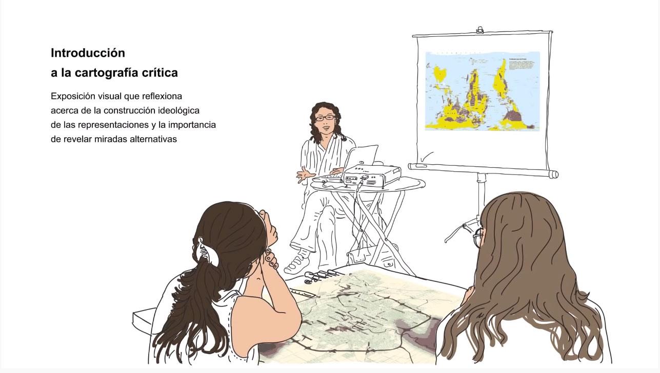 El mapeo colectivo visto por Iconoclasistas