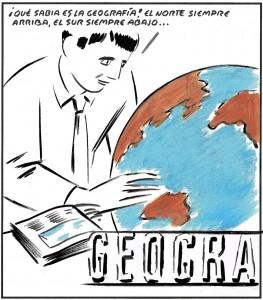 geografía el roto