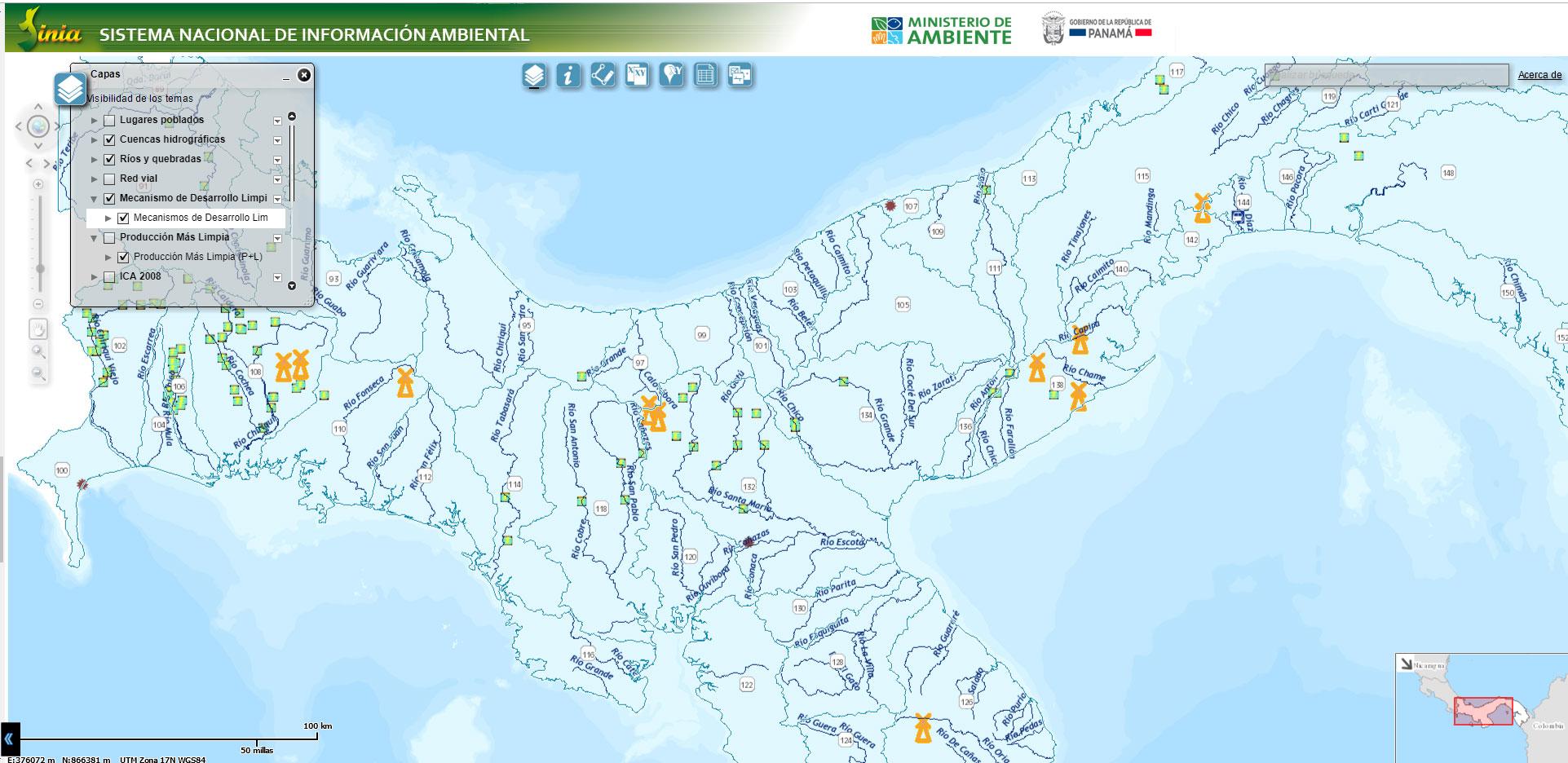 Represando Panamá #2: inventariando las represas