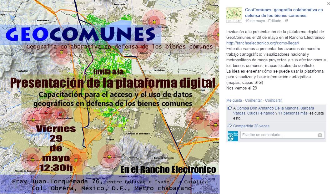 geocomunes