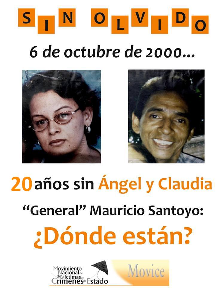 19 años sin Ángel y Claudia
