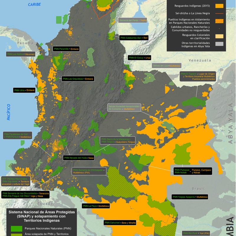 Territorios-indigenas-y-solapamiento-sistema-nacional-ambiental-2016