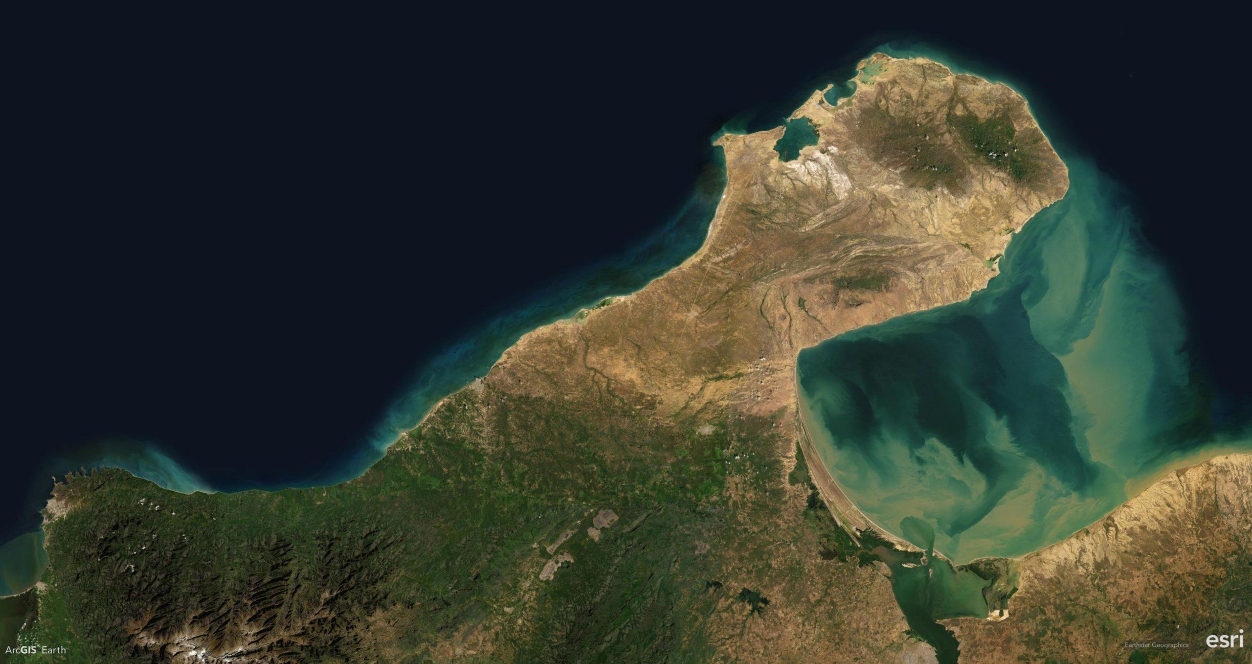 Cartografía digital minera de Colombia